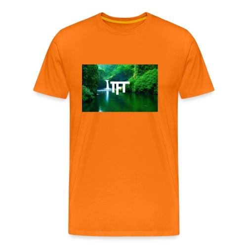 TheFlexTerms Jungle Logo - Mannen Premium T-shirt