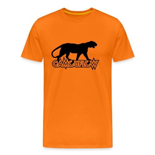 Camouflow Panther - Männer Premium T-Shirt
