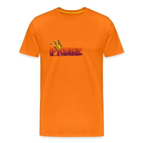 logog_preben - Premium T-skjorte for menn