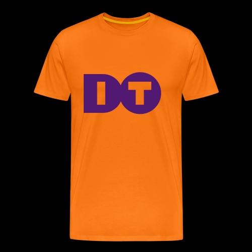 do it - triathlon sport - Männer Premium T-Shirt