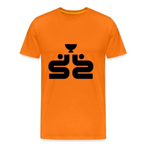 NF Felix Back - Männer Premium T-Shirt