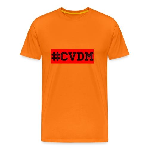 Maglietta uomo bianca #CVDM - Maglietta Premium da uomo