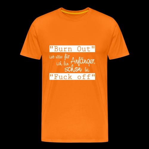 Fuckoff - Männer Premium T-Shirt
