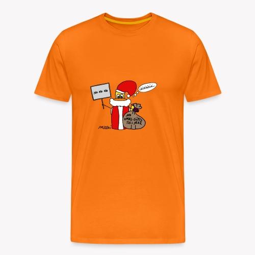 Bad Santa - Männer Premium T-Shirt