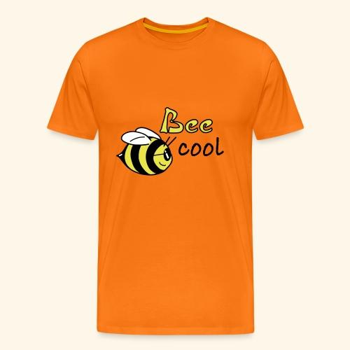 bee cool - Männer Premium T-Shirt