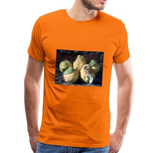 Quitten - Männer Premium T-Shirt