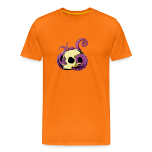 OctoSkull Tee - T-shirt Premium Homme
