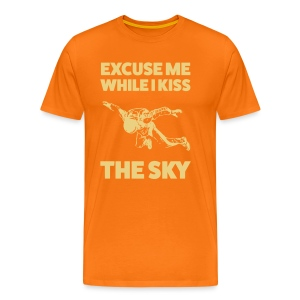Excuse me - Männer Premium T-Shirt