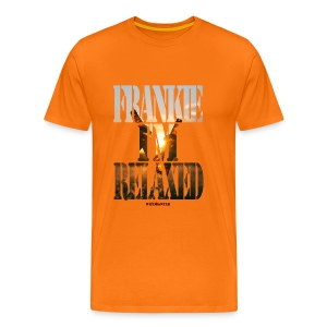 Frankie I'M Relaxed - Men's Premium T-Shirt