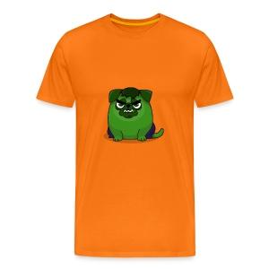 Green Fury - Men's Premium T-Shirt