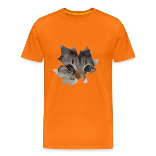 Cat's eyes - Men's Premium T-Shirt