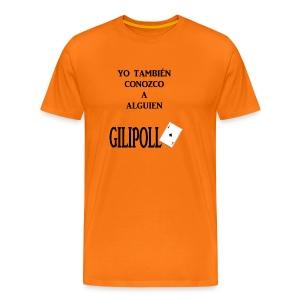 GILI - Camiseta premium hombre
