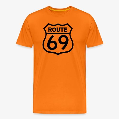 ROUTE 69 - T-shirt Premium Homme