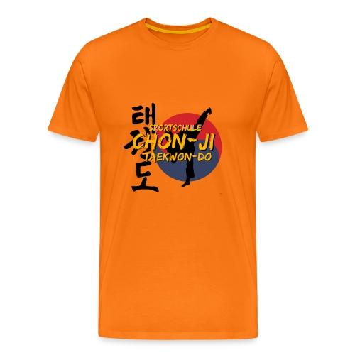 taekwondo2 - Männer Premium T-Shirt