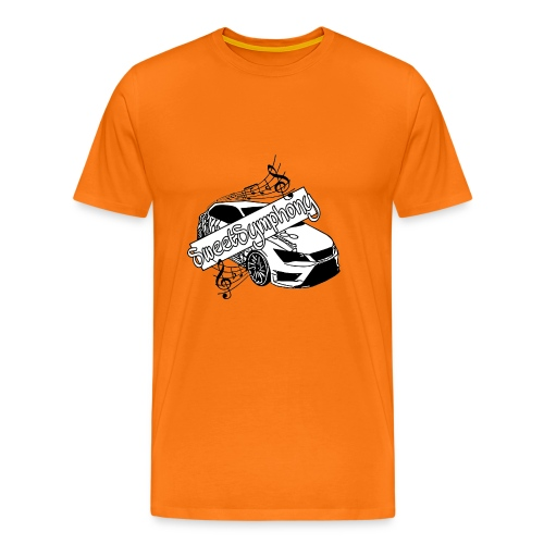 SweetSymphony - Männer Premium T-Shirt