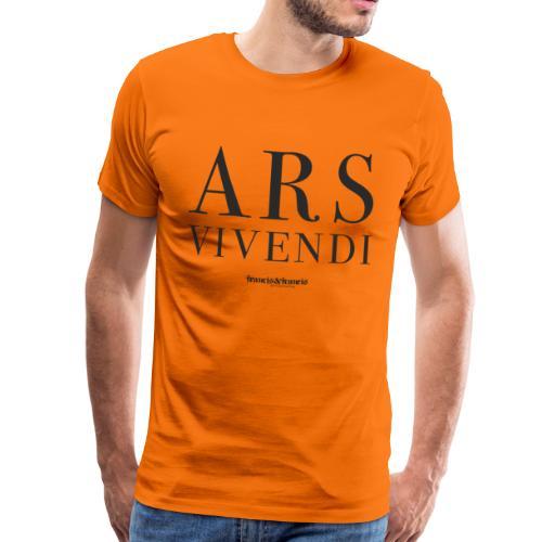 ARS VIVENDI - Men's Premium T-Shirt