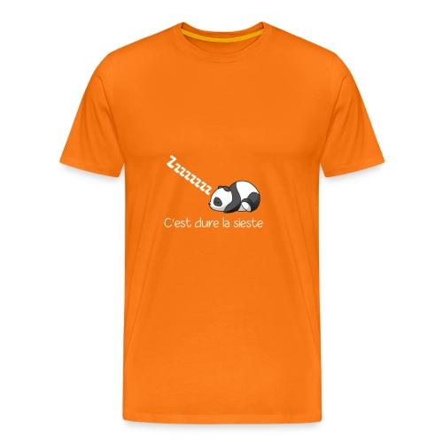 Panda Dodo (Dormir) - T-shirt Premium Homme
