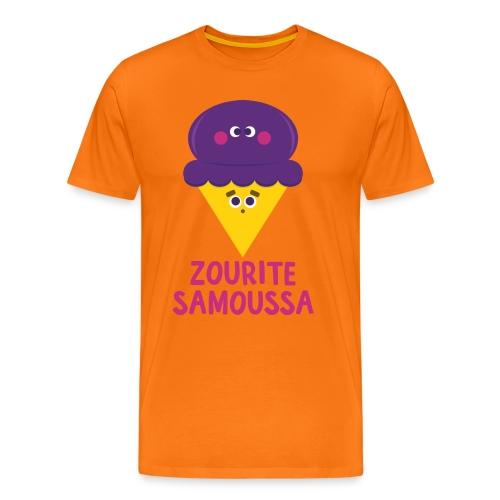 Une glace à la Réunion ? - T-shirt Premium Homme