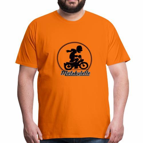 logo Métabylette - T-shirt Premium Homme