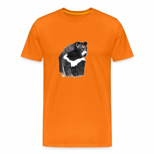 Bär - Kraft der vier Tiere - Männer Premium T-Shirt