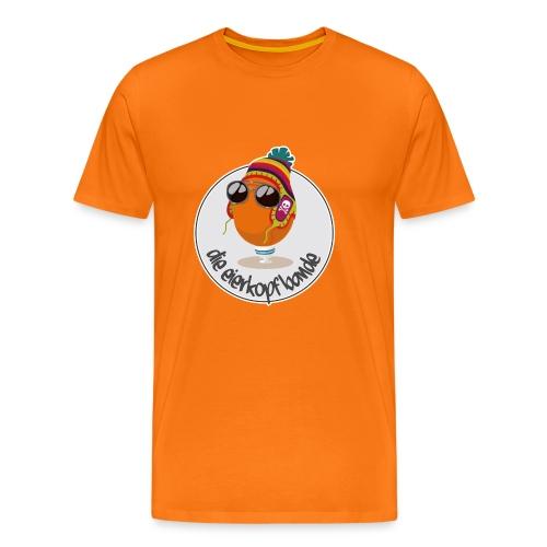 Eierkopfbande Classic - Männer Premium T-Shirt