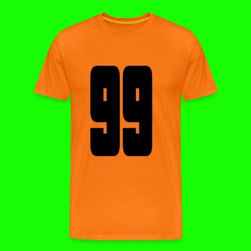 99gross - Männer Premium T-Shirt