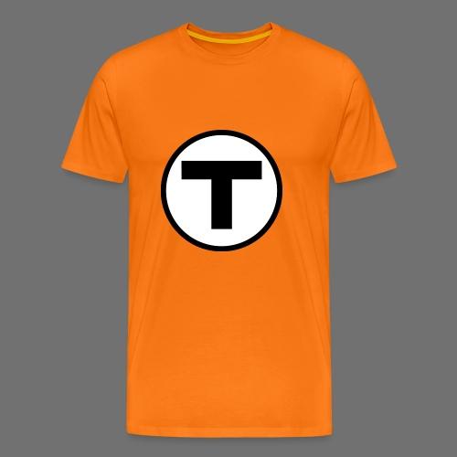Tub3Zz - Premium T-skjorte for menn