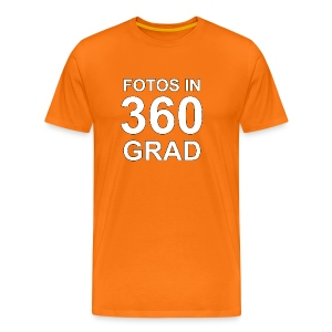 Fotos in 360 Grad - Männer Premium T-Shirt