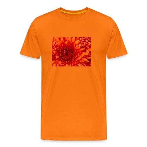 Chrysanthemum - Mannen Premium T-shirt