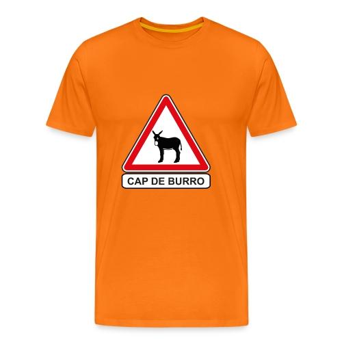 PANNEAU CAP DE BURRO - T-shirt Premium Homme
