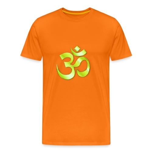 Om gruen - Männer Premium T-Shirt