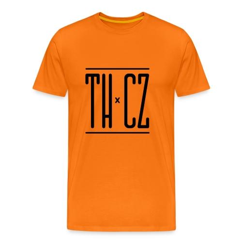 Logo THxCZ - T-shirt Premium Homme