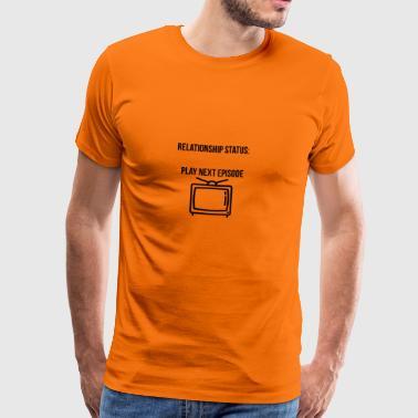 Relationship status - Männer Premium T-Shirt