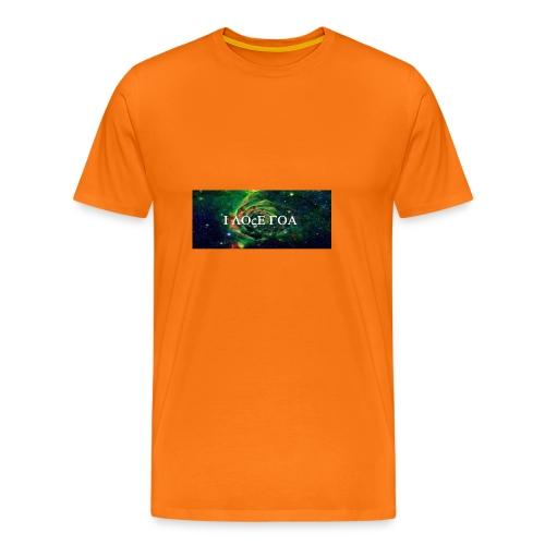 I LOVE GOA - Männer Premium T-Shirt