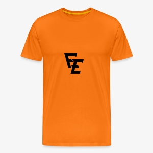 FE logo - Men's Premium T-Shirt