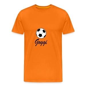 goggis logo - Herre premium T-shirt