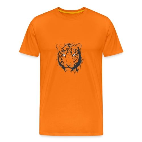 Tiger - Camiseta premium hombre