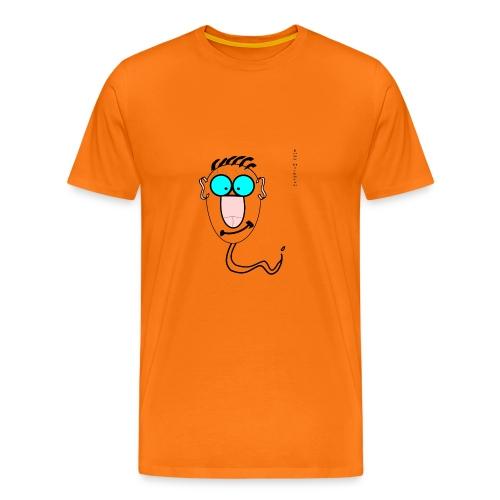 The_Sperms - John_Dickhead - Men's Premium T-Shirt