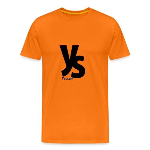 Yousum sweater - Mannen Premium T-shirt
