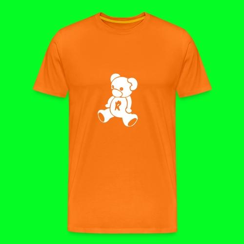 MiniSmikkelBeerRugzak - Mannen Premium T-shirt