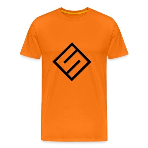 Baseball Sunny T-Shirt - Premium T-skjorte for menn