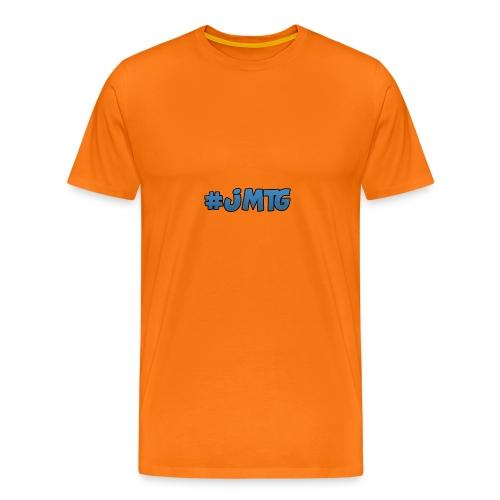 JustMTGames T-Shirt - Mannen Premium T-shirt