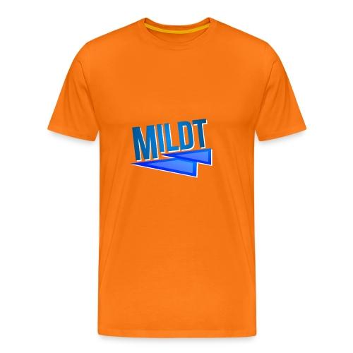 MILDT Mok - Mannen Premium T-shirt