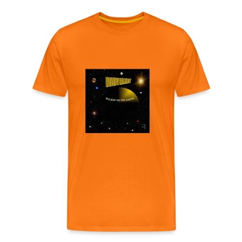 Walkin' on the earth - T-shirt Premium Homme