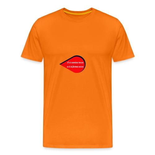 Proverbio salentino - Maglietta Premium da uomo