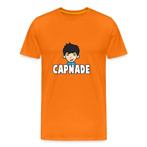 Basic Capnade's Products - Men's Premium T-Shirt