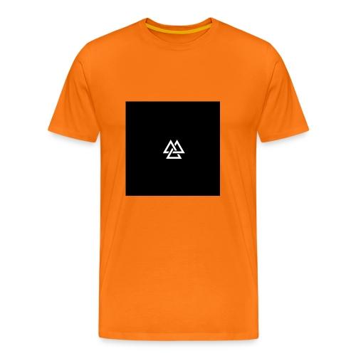 Bustedmindslogo - Men's Premium T-Shirt