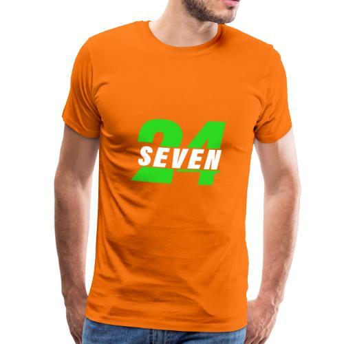 24 seven - Männer Premium T-Shirt