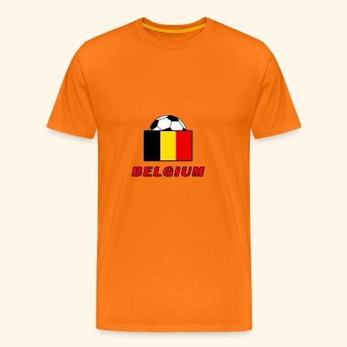 BELGIUM national team design - Men's Premium T-Shirt