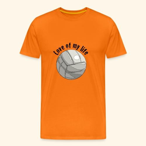 volleyblove1 - Männer Premium T-Shirt
